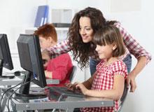 Оцінка рівня математичної та комп'ютерної підготовки школярів